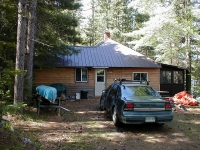 The Langford cabin