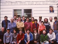 Opens large version of the 1983 Group Photo