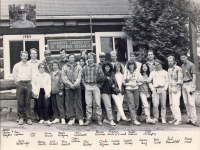 Opens large version of the 1990 Group Photo