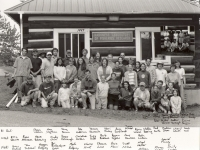 Opens large version of the 1999 Group Photo